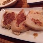 万味鳥 - 蓮根肉詰め