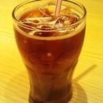大戸屋 - アイスコーヒー