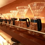 みのりCafe - コーヒーマイスター厳選の世界最高級コーヒーを楽しめます