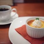 みのりCafe - 自家製スイーツも人気があります。