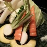 20651858 - 生野菜盛り合わせ