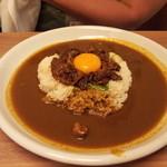 ケンズカリー - 牛すじカレー780円
