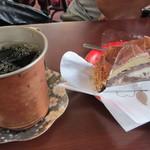 20654764 - アイスコーヒー&ショコラズコット
