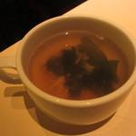 モクオラ ディキシー ダイナー - スープ