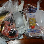 宮崎鯉屋 - 無料の鯉のアラと鯉あらい2人前600円