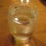 魚金 - 410円『純米酒7勺 (龍神酒造 尾瀬の雪解け)』2013年8月吉日