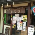 喜光堂 - 海野町商店街にあります。上田駅から徒歩5分程度