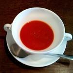 マルベリー - 旬野菜のポタージュ(ランチ)