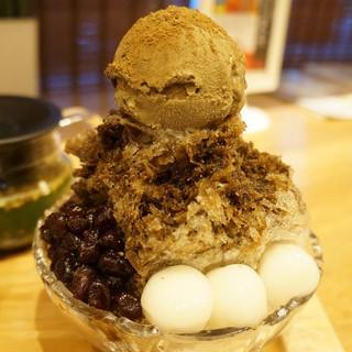 日本茶専門店 CHASEN - 料理写真:京ほうじ(750円)