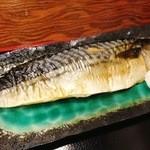 mihashiya - 脂がのった鯖