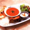 アクバル - 料理写真:レディースセット