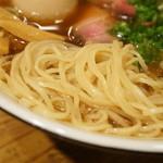 麺屋KABOちゃん - 麺はこんな感じ。