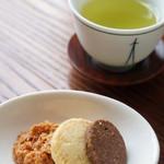 きぃ房茶 - おとおし。