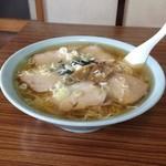 20659176 - チャーシュー麺