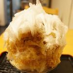 しもきた茶苑大山 - ほうじ茶あずき(小・750円)
