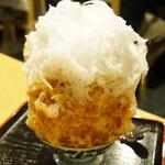 しもきた茶苑大山 - 和紅茶(鹿児島県産紅ふうき品種紅茶を使用。650円) (2012/12)