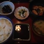 三四郎 - ごはんセット500円