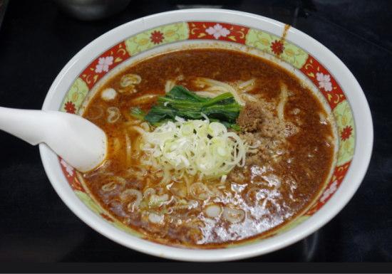 馬賊 - 担々麺