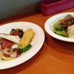 キッチン トーマ・トーマ - タパスとサラダ