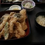 三々亭 - 天丼