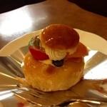 欧風菓子エノモト - サバラン