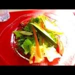 ピエトリ-ノ - 朝採れ高原野菜のサラダ