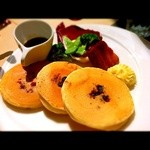 ピエトリ-ノ - ブルーベリーパンケーキ