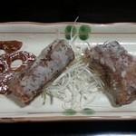 寿司・懐石處 やなぎ - 鮪の竜田揚げ