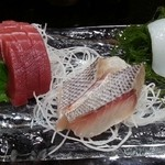 寿司・懐石處 やなぎ - 本マグロ・いさき・あおりいか