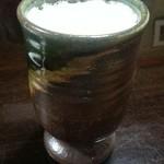 寿司・懐石處 やなぎ - 生ビール
