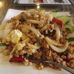 タイ料理研究所 - 混ぜ混ぜ後