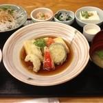 四季自然喰処たちばな - ランチ:玄米定食