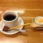 四季自然喰処たちばな - アフターランチ  コーヒー