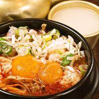 韓国料理マニト - ランチは16時まで営業中♪豚の塩焼きご注文で割引あり!!