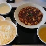 謝朋殿 - 麻婆豆腐ランチセット