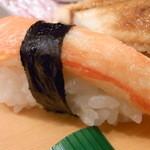 小柳寿司 - カニ身♪ 大きくて食べ応えあり☆