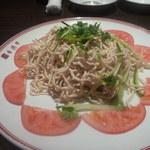 香港亭 西川口店 - いつもこの食材が分からない