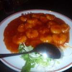 香港亭 西川口店 - 美味しい海老チリ