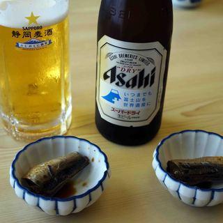 海鮮料理 みはる - 料理写真:静岡ビール