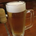 20673165 - まずはビール♪
