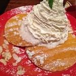 アロハテーブル - リリコイバターパンケーキ