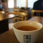 喫茶去 - あたたかいお茶。おいしい♪