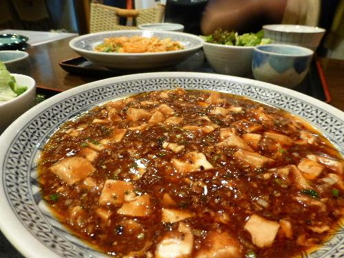 中国料理 香旬 - マーボー豆腐
