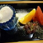 日本料理さとう - デザート