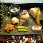 日本料理さとう - 八寸