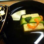 日本料理さとう - お吸い物