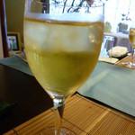 日本料理さとう - ドリンク写真:冷たい緑茶