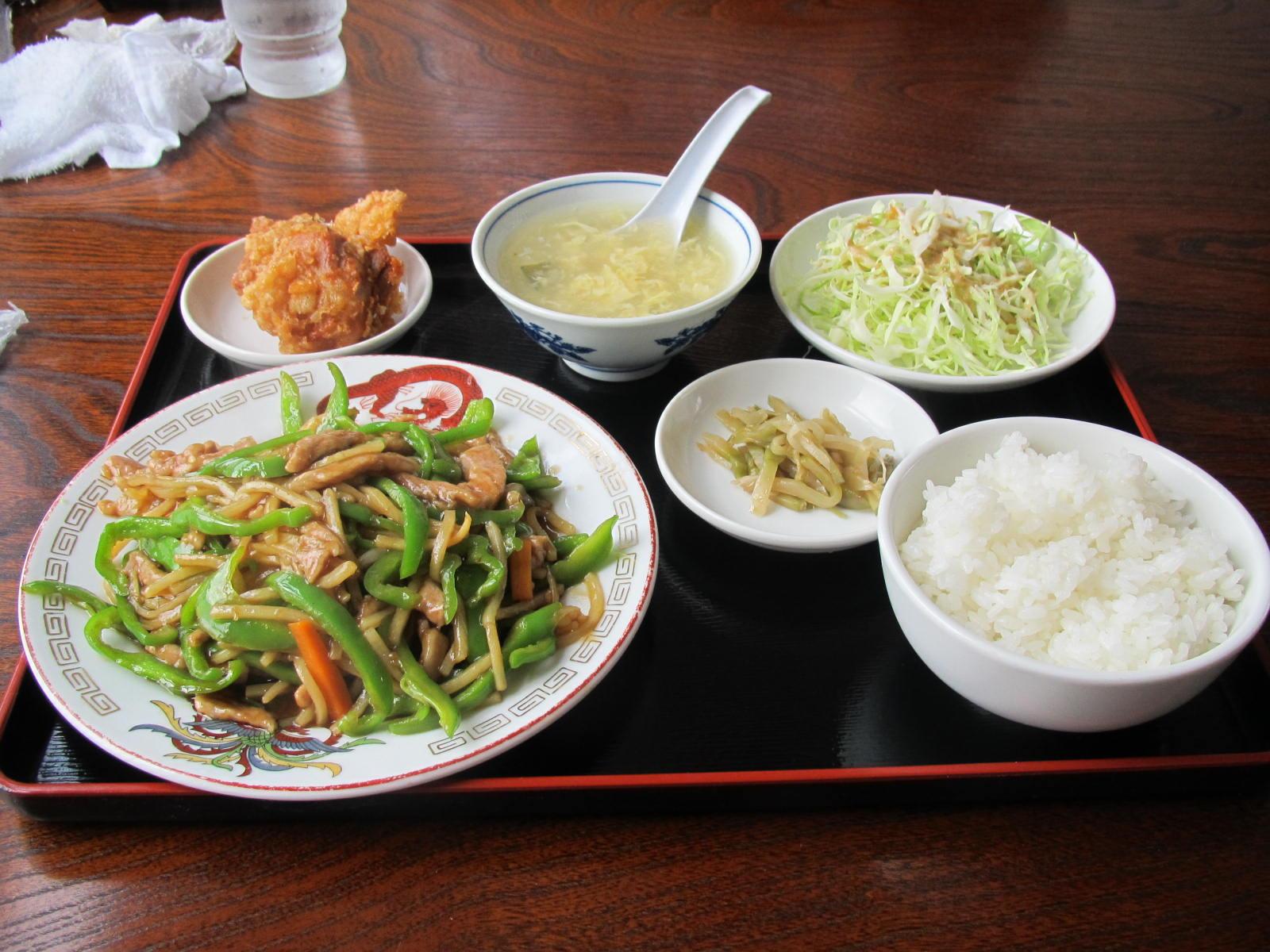 中華料理故郷