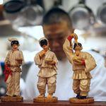トラットリア ケ パッキア - ナポリの守護神たち