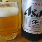 北井食堂 - ビール